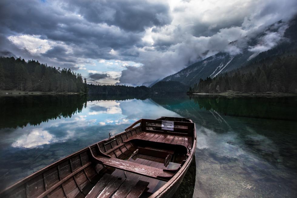 Lago di Tovel - Italie