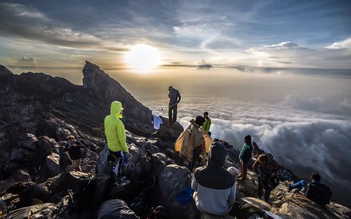 Mount Agung - Bali Indonesia