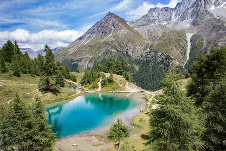 Lac Bleu - Valais, Switzerland