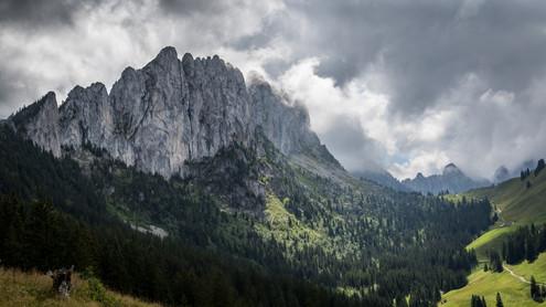 Les Gastlosen - Switzerland