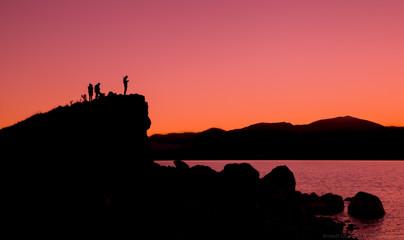 Tekapo Lake - Nouvelle Zelande