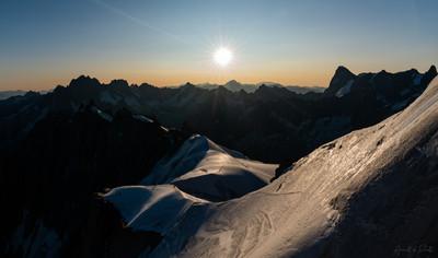 Alpes Francaises - Aiguille du Midi