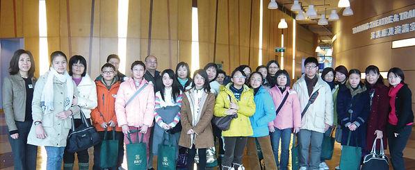 Visitng HKU_Spring 2010.jpg