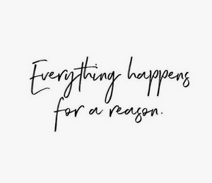 Pildiotsingu everything happens for a reason tulemus