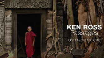 HOT IN THE CITY:  KEN ROSS PASSAGES GALLERY DEBUT