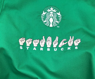 "ELEGANCE IN GIVING: STARBUCKS ""SIGNING STORE"""