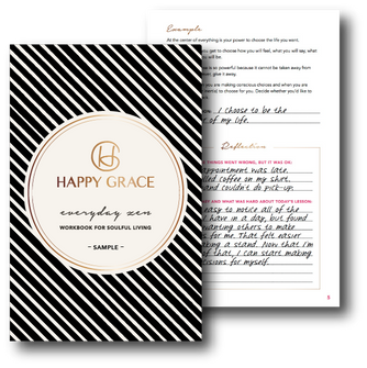 STYLE SHARES: HAPPY GRACE