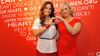 ELEGANCE IN GIVING: GO RED FOR WOMEN | WEAR RED DAY