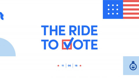 ELEGANCE IN GIVING: LYFT | THE RIDE TO VOTE