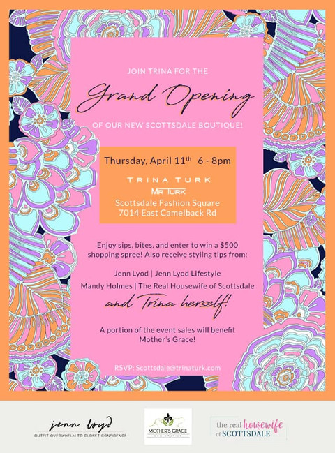 HOT IN THE CITY: TRINA TURK GRAND OPENING