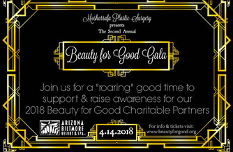HOT IN THE CITY: BEAUTY FOR GOOD GALA