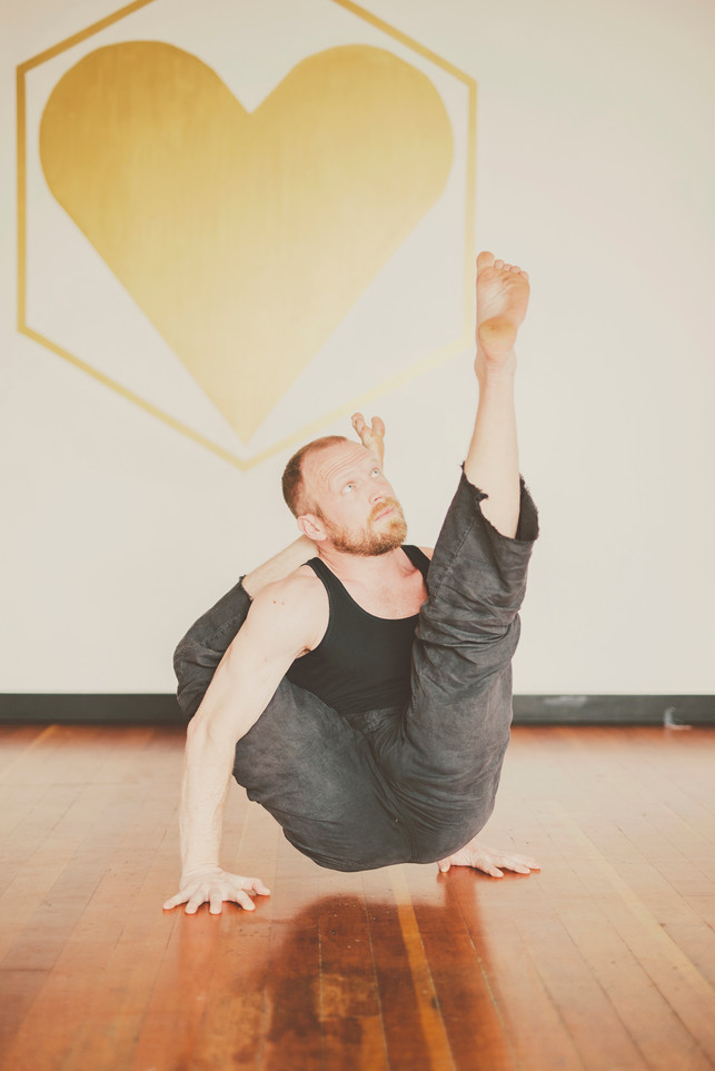 Ashtanga Flow! A modern approach to a traditional system