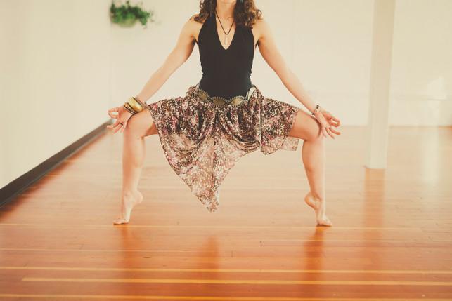 Svadhisthana Chakra Yoga & Aromatherapy