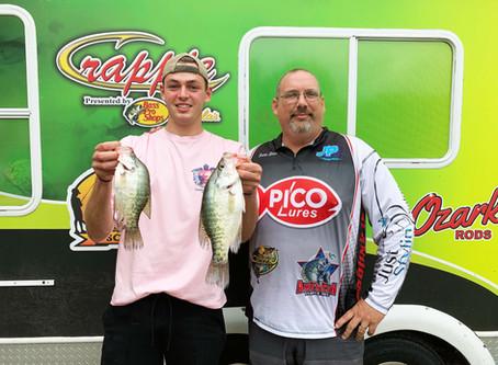 Trenton Bayer Wins Kentucky Lake