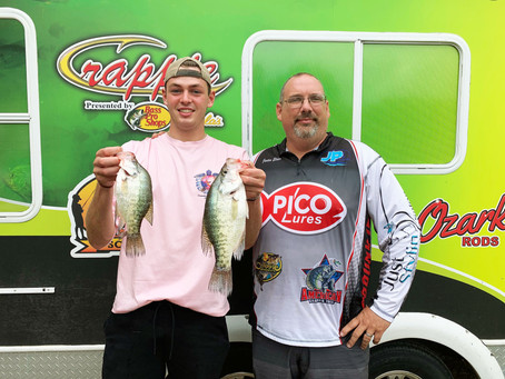 Trenton Bayer Wins Kentucky Lake