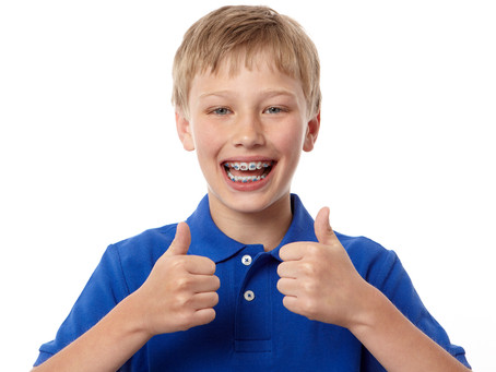 Congrats! What to expect from your new braces...
