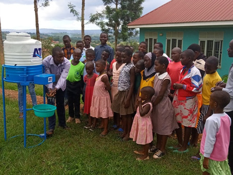 Education, Seminars, Self-Help Groups and New Drop-In Center in Jinja Town