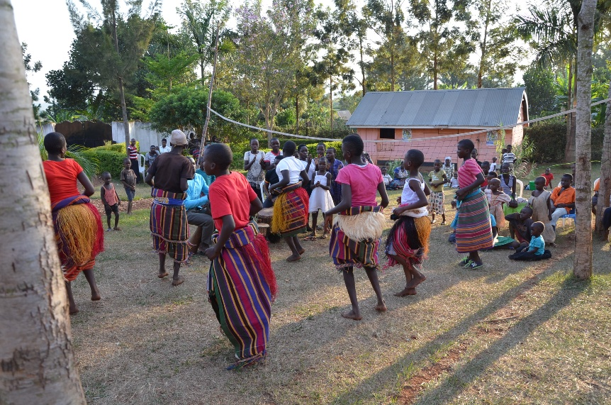 Traditional Kisoga dance