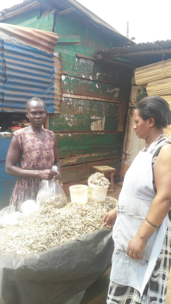Micro Business at the local market