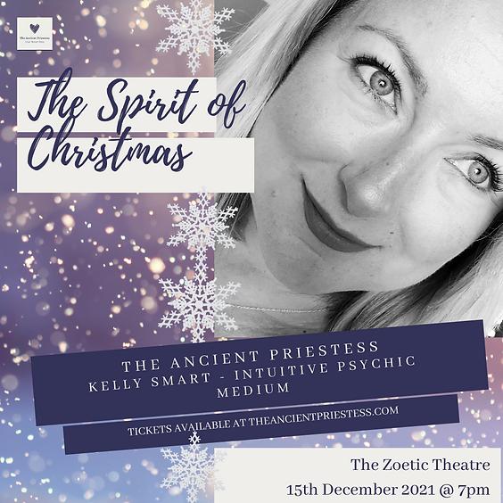 The Spirit of Christmas!
