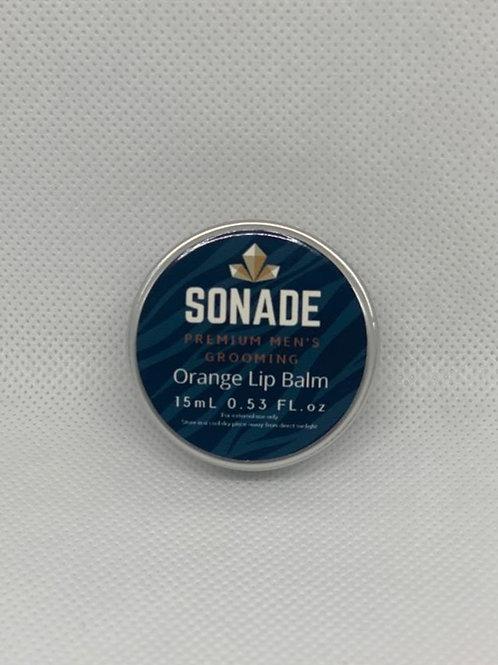 Sonade Orange Lip Balm