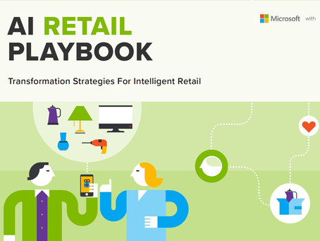 AI in  Retail - Transformation Strategies For Intelligent Retail