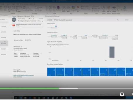 Microsoft Dynamics 365 Business Central. Die All-in-One Lösung für kleine und mittlere Unternehmen
