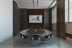 комната переговоров минимализм