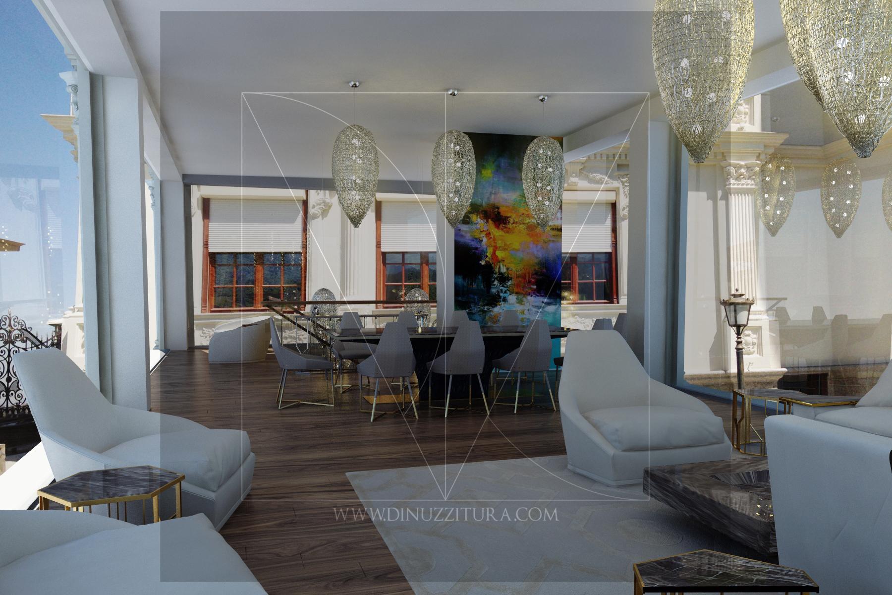 гостиная в стиле Lounge 2, дизайн ин