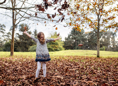 Why Children Should Spend Time Outdoors