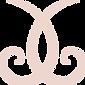 Bloom Logo on Nude