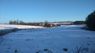 Boxing Day Snow