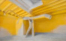 """Павел Отдельнов. Руины. 10. Жёлтый цех. Трубы. Заброшенный цех завода """"Корунд"""", Дзержинск"""