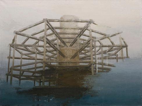 Pavel Otdelnov. Ruins. Construction.