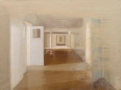 Pavel Otdelnov. Ruins. Interior 5.