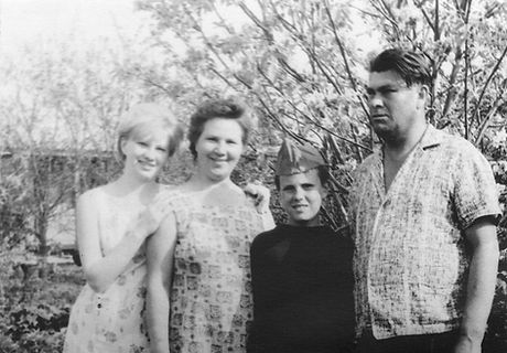 Family of the artist