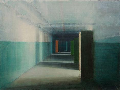 Pavel Otdelnov. Ruins. Interior 6.
