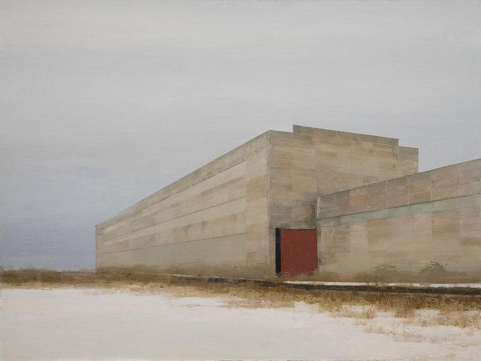 Pavel Otdelnov. Ruins. Shop building.