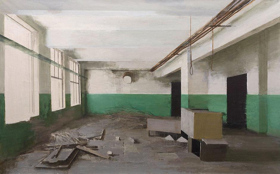 Pavel Otdelnov. Ruins. Plexiglass Shop.