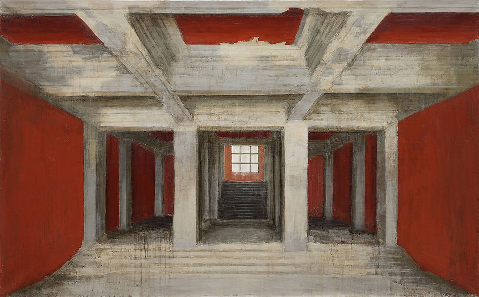 Pavel Otdelnov. Ruins. 3.