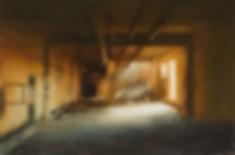 """Павел Отдельнов. Картина """"Корунд. Цех диизоцианатов"""""""