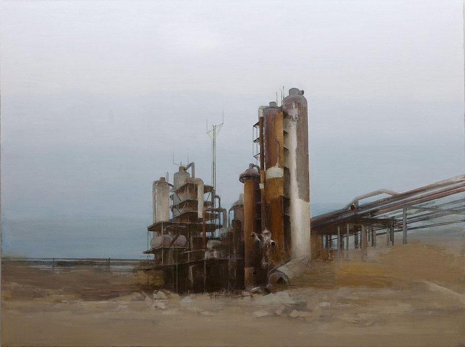 Pavel Otdelnov. Ruins. Ammonia.