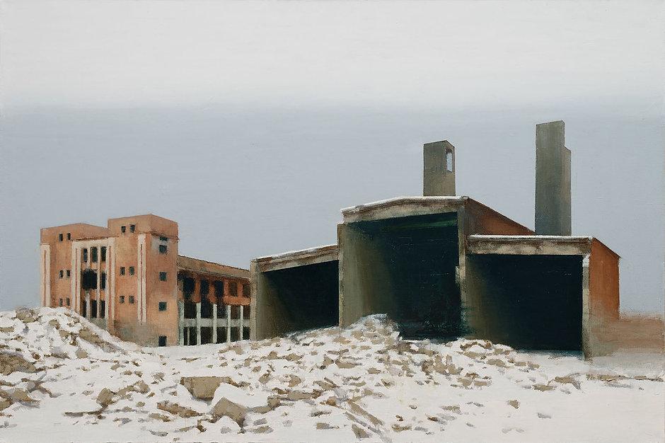 Pavel Otdelnov. Ruins. Tetraethyllead.