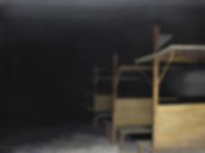 Павел Отдельнов. Убежище. 2019. х.м. 60х80.jpg
