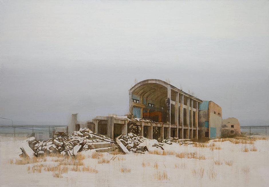 Pavel Otdelnov. Ruins. 4.