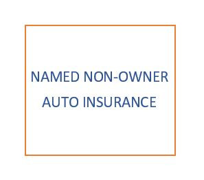 Why You Need Auto Insurance Even If You Don't Own A Car - Named Non-Owner Auto Policy
