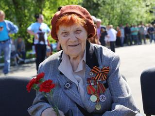 Митинг, посвященный 73-й годовщине Дня Победы в Великой Отечественной войне