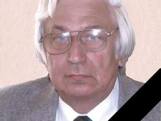 Ушёл из жизни председатель Московскойобластной общественной организации Российского профсоюза трудя