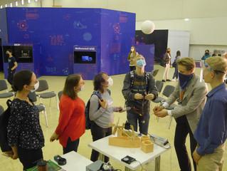 Молодежь профсоюза ЦАГИ стала участником Всероссийского фестиваляNAUKA 0+
