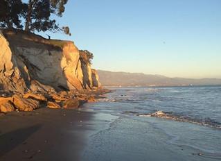 Below Shoreline